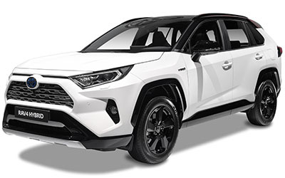 RAV4 2.5 L PHEV AWD Active Tech